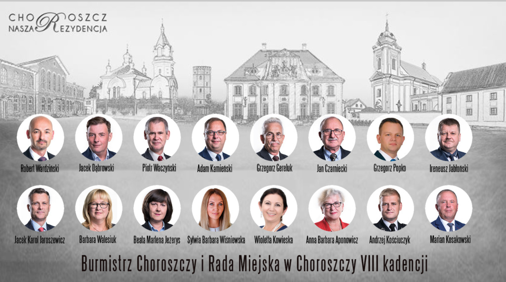 Rada Miejska VIII kadencji